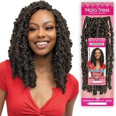Janet Collection Synthetic Braid - BUTTERFLY LOCS 12 (slim)