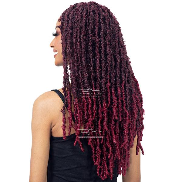 Freetress Synthetic Braid - BUTTERFLY LOC 18