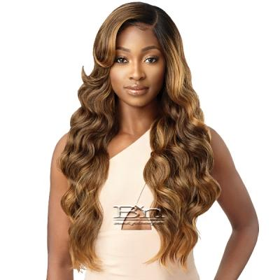 Outre Synthetic Melted Hairline HD Lace Front Wig - ARIES