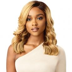 Outre Synthetic Melted Hairline HD Lace Front Wig - ELORA