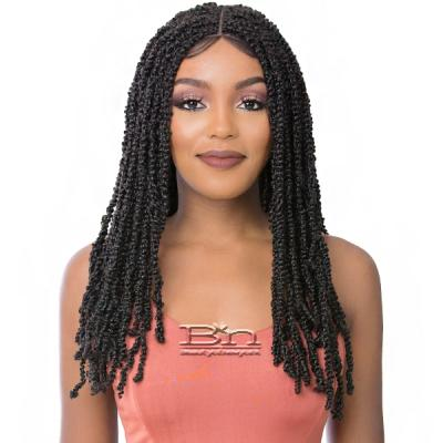 It's a Wig Synthetic Hair Lace Front Wig - ST WATER WAVE TWIST 24