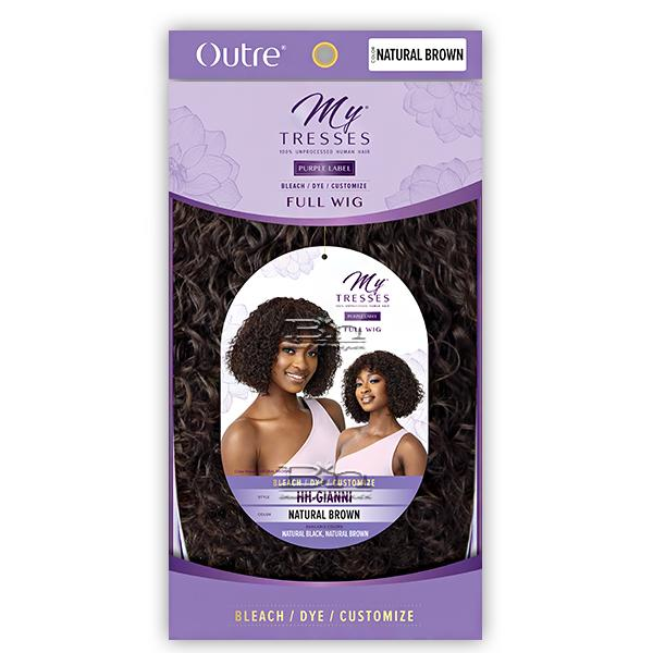 Outre Mytresses Purple Label 100% Unprocessed Human Hair Wig - HH GIANNI