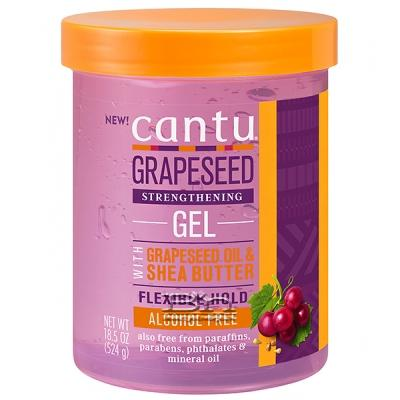Cantu Grapeseed Strengthening Styling Gel 18.5oz