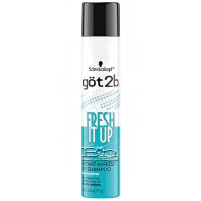 Got2b Fresh It Up Instant Refresh Dry Shampoo 6.2oz