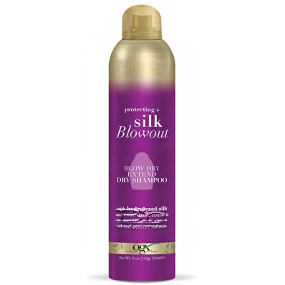 OGX Protecting+ Silk Blowout Blow Dry Extend Dry Shampoo 5oz