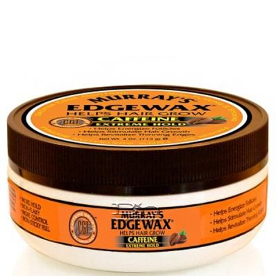 Murray's Edge Wax with Caffeine Extreme Hold 4oz