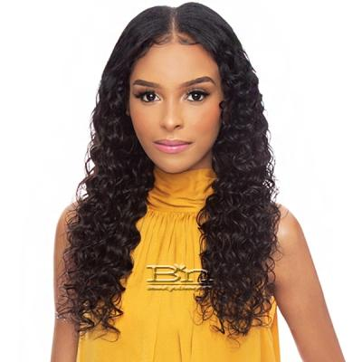 Awesome Free U-Part 100% Brazilian Virgin Remy Hair Wig - FREE U PASSION DEEP 22