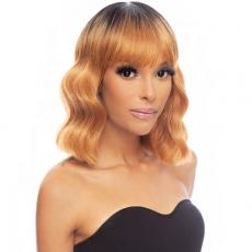 The Wig Human Hair Blend Wig - HH CINDY10