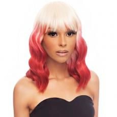 The Wig Human Hair Blend Wig - HH CINDY14