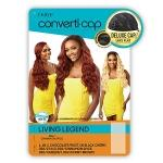 Outre Converti Cap Synthetic Hair Wig - LIVING LEGEND