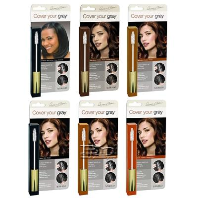 Cover Your Gray Brush In Mascara Wand Hair Touch Up 0.25oz