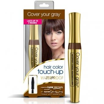 Cover Your Gray Waterproof Brush In Touch Up 0.53oz