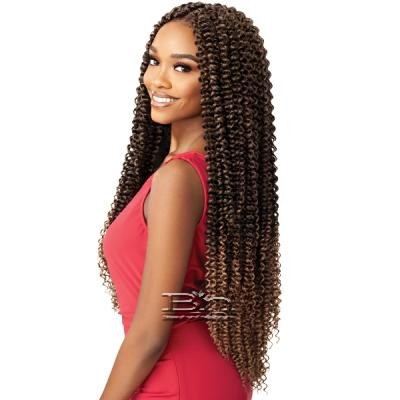 Outre Synthetic Braid - X PRESSION TWISTED UP PASSION WATERWAVE II 26 SUPER LONG