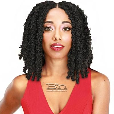Zury Sis Diva Collection Synthetic Hair 4X5 Lace Braided Wig - LACE BOMB BUTTERFLY LOC