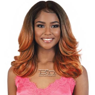 Motown Tress Synthetic Hair Deep Part Let's HD 360 Lace Wig - L360 RINA