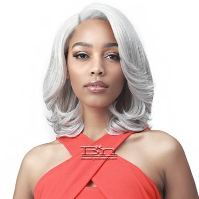Bobbi Boss Synthetic Hair 4 inch Deep Part Lace Front Wig - MLF556 BAILEY