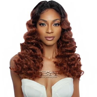 Mane Concept Red Carpet Synthetic Hair HD Lace Front Wig - RCHT209 TRACY