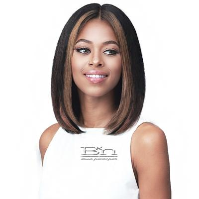 Bobbi Boss 100% Unprocessed Human Hair 4.5 inch Lace Part Wig - MHLP0007 MARCY