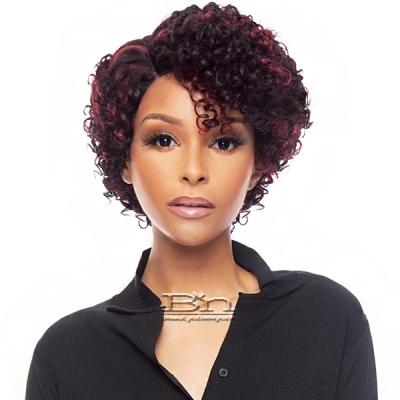 Awesome T Lace Human Hair Blend Lace Part Wig - HBLP FAYE