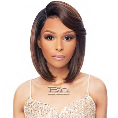 Awesome T Lace Human Hair Blend HD Lace Front Wig - HBTL ARIA