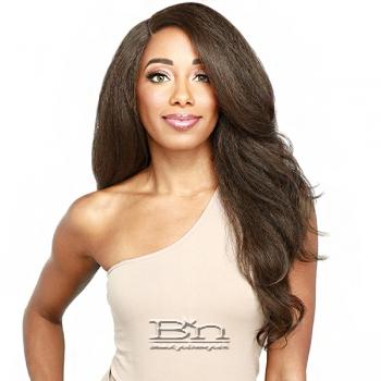 Zury Sis Thin Top Synthetic Hair HD Lace Front Wig - NAT FT LACE H AMOR