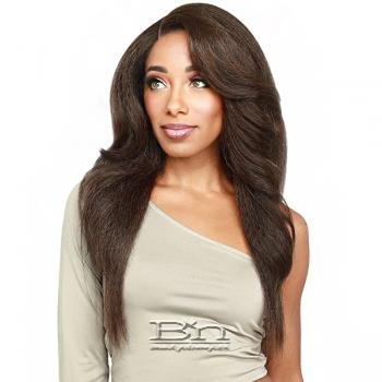 Zury Sis Thin Top Synthetic Hair HD Lace Front Wig - NAT FT LACE H LOUIS