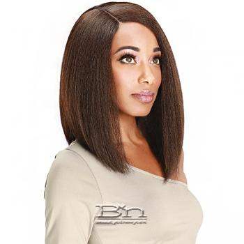 Zury Sis Thin Top Synthetic Hair HD Lace Front Wig - NAT FT LACE H RICH