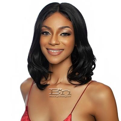 Mane Concept Red Carpet Synthetic Hair HD Trendy Lace Front Wig - RCTD201 BINNIE