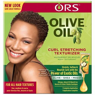 ORS Olive Oil Curl Stretching Texturizer Kit