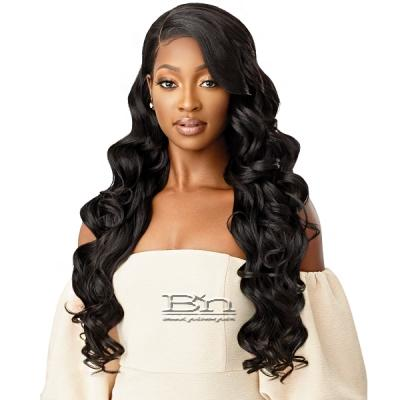 Outre Synthetic Melted Hairline HD Lace Front Wig - CHANDELL
