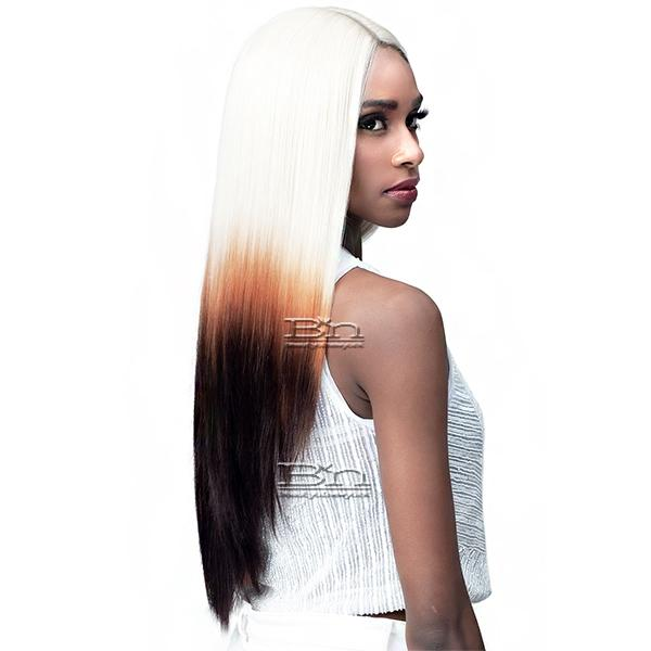 Bobbi Boss TrulyMe Synthetic Hair Lace Front Wig - MLF590 JAMIE