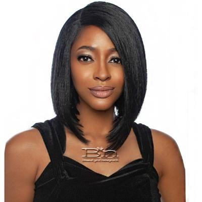 Mane Concept Red Carpet Synthetic Hair HD Everyday Lace Front Wig - RCEV204 THURSDAY