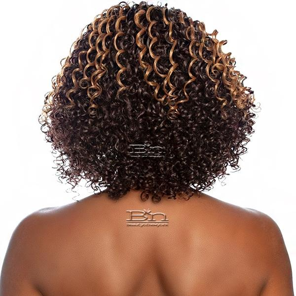 Mane Concept Red Carpet Synthetic Hair HD Everyday Lace Front Wig - RCEV207 SUNDAY