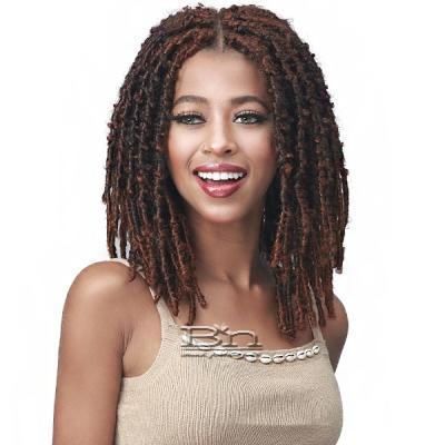Bobbi Boss Synthetic Hair 4x4 Frontal Lace  Wig - MLF614 CALIF BUTTERFLY LOCS 16
