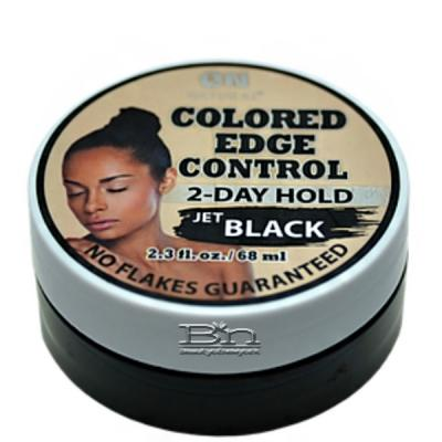 On Natural Edge Control Colored Hair Gel 2-Day Hold 2.3oz