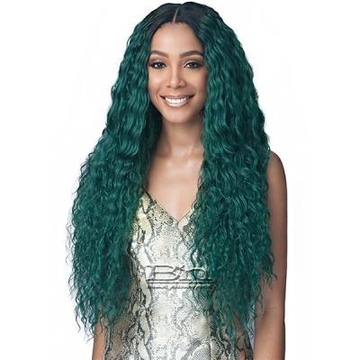 Bobbi Boss Synthetic Hair 4.5 inch Deep Part Lace Front Wig - MLF399 AMEY