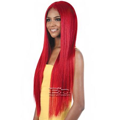 Motown Tress Synthetic Hair HD Spin Part Invisible Lace Wig - LDP RUBY32