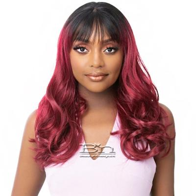 It's a wig Synthetic Wig - MARCIA
