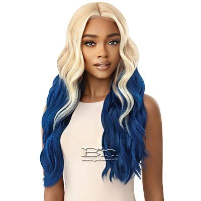 Outre Color Bomb Synthetic HD Lace Front Wig - KARELIA