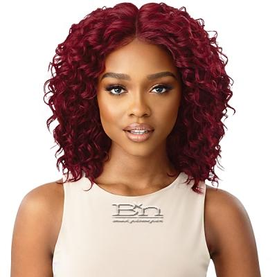 Outre Synthetic HD Lace Front Wig - LUCIANA