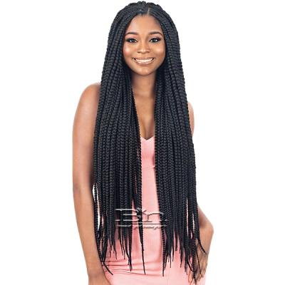 Que Synthetic Braid - 3X PRE STRETCHED BRAID 28