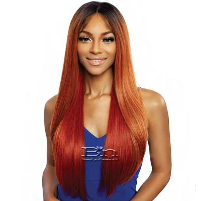 Mane Concept Red Carpet Synthetic Hair 13X4 HD Frontal Lace Wig - RCHF201 BILLIE