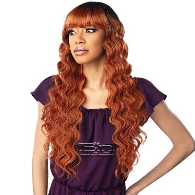 Sensationnel Synthetic Instant Fashion Wig - CASSIDY