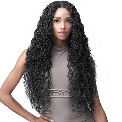 Bobbi Boss Synthetic Hair HD Lace Front Wig - MLF584 ROSE