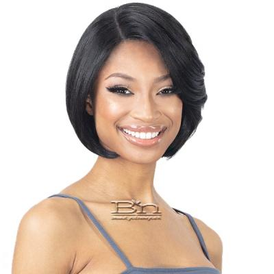 Freetress Equal Hi-Def Frontal Effect Synthetic Hair HD Lace Front Wig - LOVELYN
