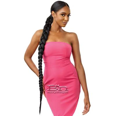 Outre Synthetic Pretty Quick Wrap Pony - LONG BRAIDED PONYTAIL 42