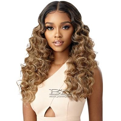 Outre Synthetic Melted Hairline HD Lace Front Wig - FABIOLA
