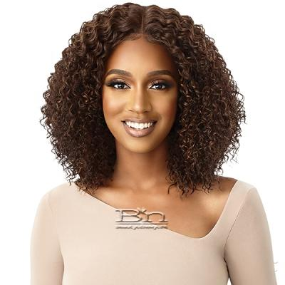 Outre Synthetic HD Lace Front Wig - MARCIA