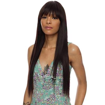 The Wig Black Pink Pure Virgin Remy Human Hair Wig - HHBW CLEO 26