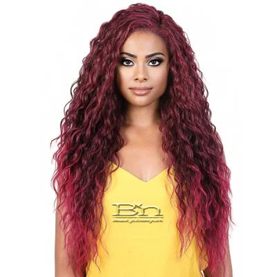 Motown Tress Synthetic Hair HD Invisible 13X5 Lace Wig - KLP FERI